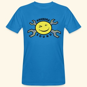 EarthPositive Khandra Sound New T-shirt For Men - Men's Organic T-shirt
