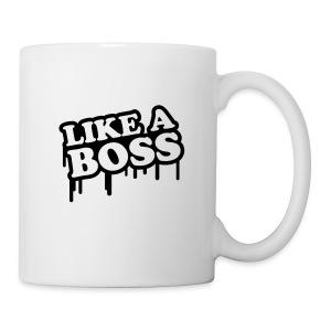 Like a boss mug - Mug