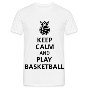 Play Basketball T-shirt - Men's T-Shirt