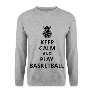 Play Basketball T-shirt - Men's Sweatshirt