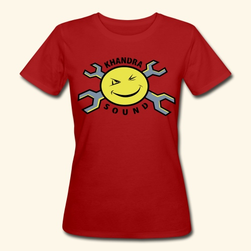EarthPositive Khandra  Sound New Women's Organic - Women's Organic T-Shirt