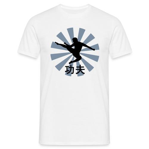 Kung Fu - Dont think... Feel. - Men's T-Shirt