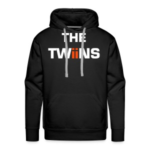 The Twiins - Hoody - Men's Premium Hoodie