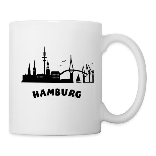 Hamburger Tasse - Tasse