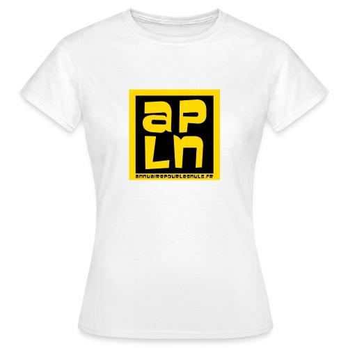 Pour nulles APLN - T-shirt Femme