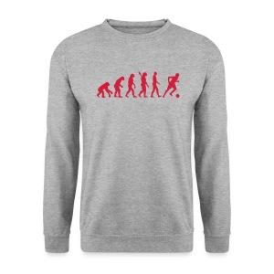 evolution - Men's Sweatshirt