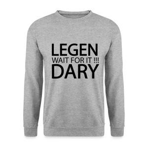 legendaryness #2 - Men's Sweatshirt