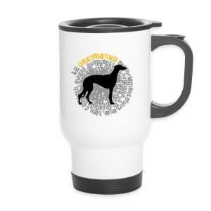 Greyhound Standard - Mug thermos