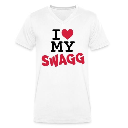 Love Swag - T-shirt bio col V Stanley & Stella Homme
