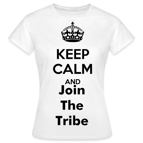 Join the Tribe T-Shirt (Womens) - Women's T-Shirt