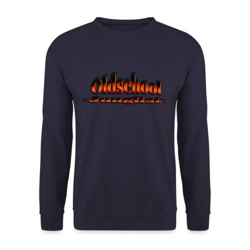 Oldschool Junglist - Männer Pullover