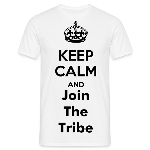 Join the Tribe T-Shirt (Mens) - Men's T-Shirt