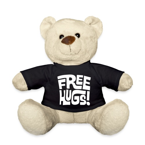 Teddy-beer met t-shirt - Teddy