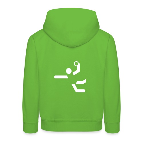 Sweat enfant Fécamp Handball - Pull à capuche Premium Enfant
