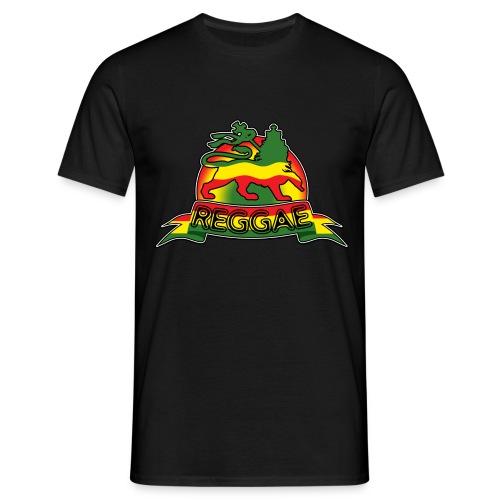 Reggae - Men's T-Shirt
