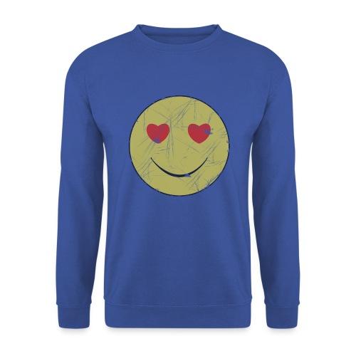 sudadera chico Love smiley - Sudadera hombre