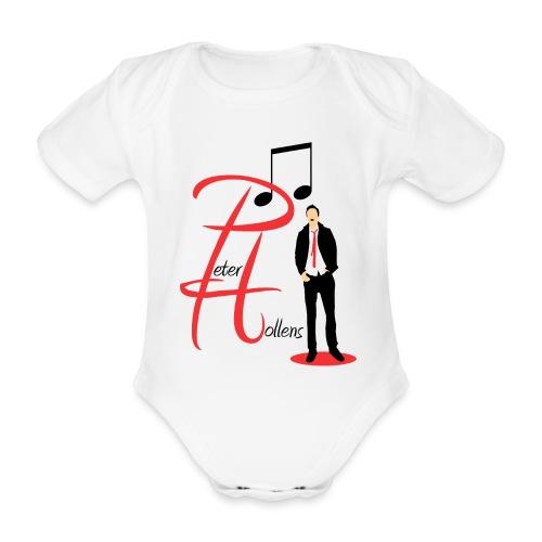 Hollens Kid - Organic Short-sleeved Baby Bodysuit