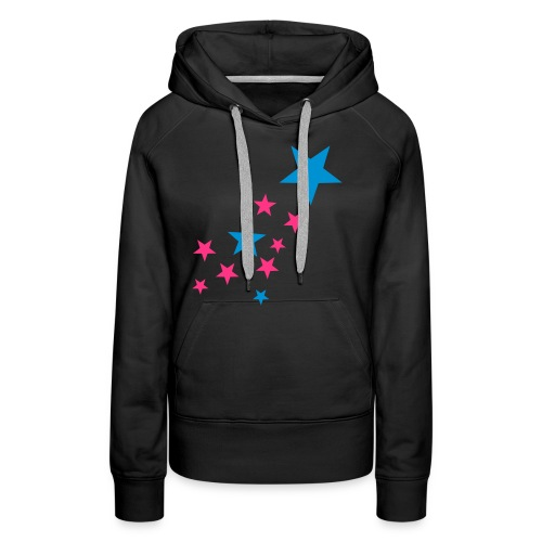 Stars - Vrouwen Premium hoodie