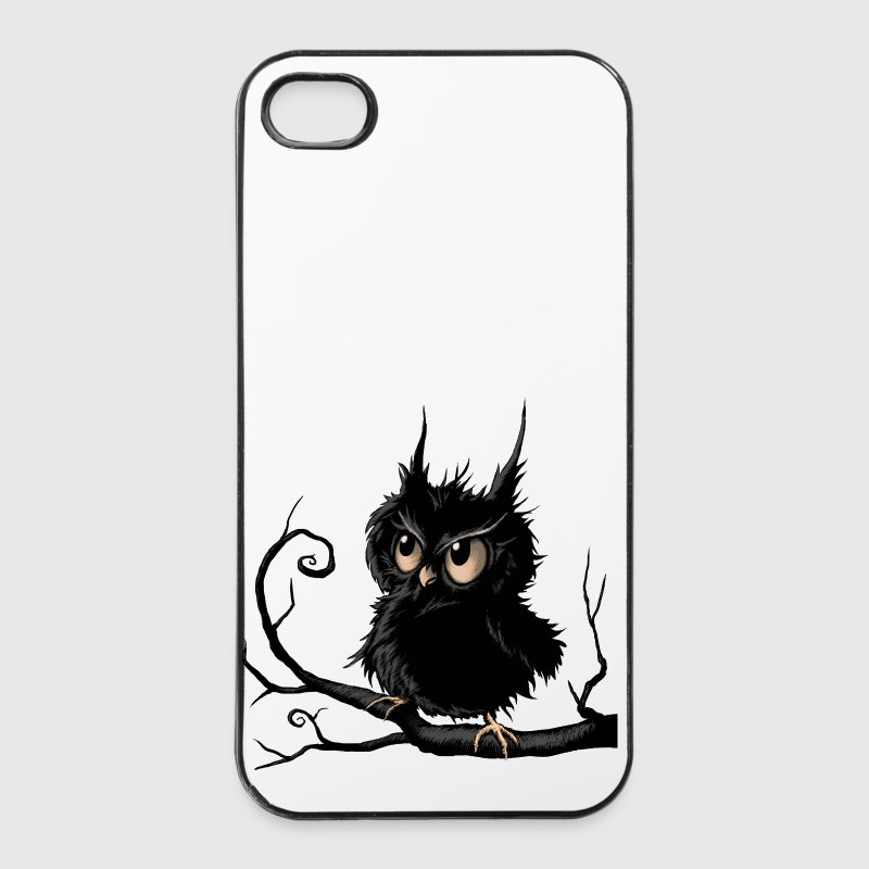 Kauziges Käuzchen Sonstige - iPhone 4/4s Hard Case