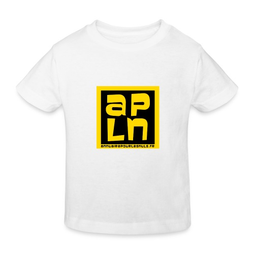Bambino APLN - T-shirt bio Enfant