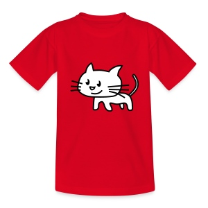 Petit chat - T-shirt Ado