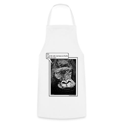 keukenschort gorilla - Keukenschort