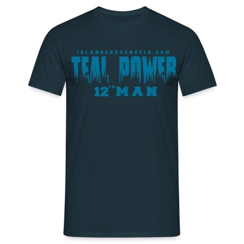 T-Shirt 12th Navy - Maglietta da uomo