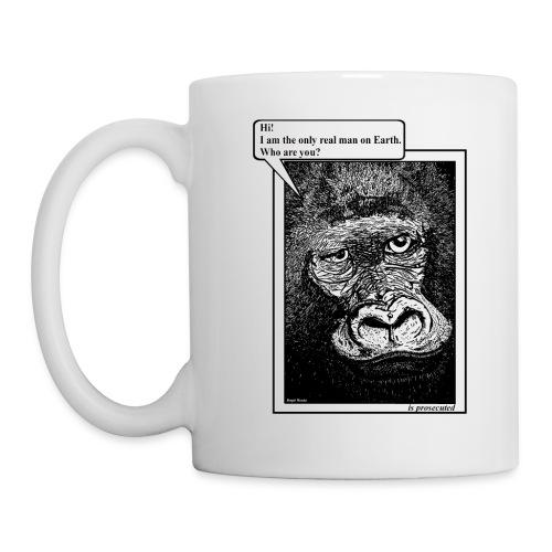beker gorilla - Mok