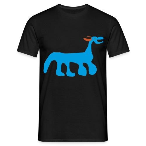 POODLE T-shirt - No text (Men's) - Men's T-Shirt