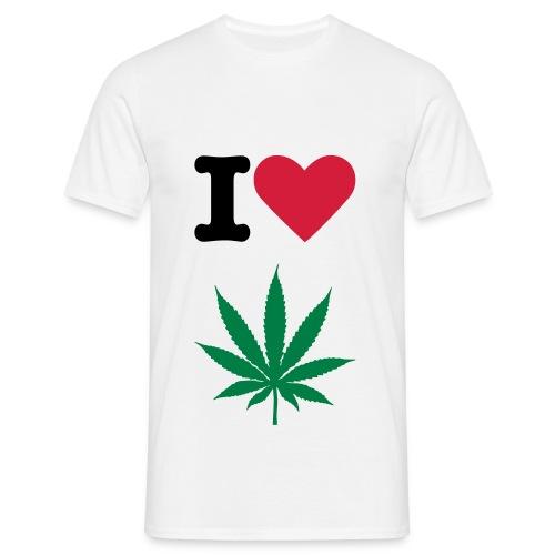I love sexe tee-shirt - T-shirt Homme