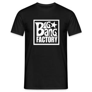 MAN - CLASSIC - BLACK - T-shirt Homme