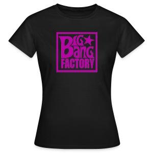 WOMAN - LTD - PINK - T-shirt Femme