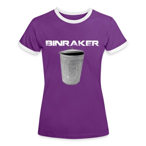 Binraker - Women's Ringer T-Shirt