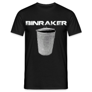 T-Shirts ~ Men's T-Shirt ~ Binraker