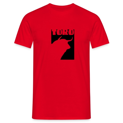 corrida de pampelune - T-shirt Homme