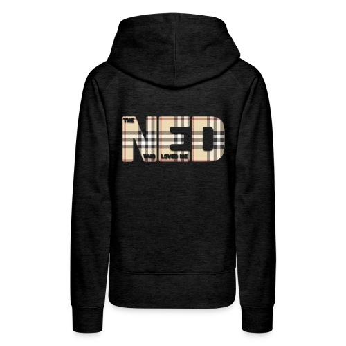 The Ned Who Loved Me - Women's Premium Hoodie