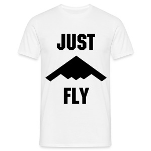 T-Shirt Just Fly - Aile volante - T-shirt Homme