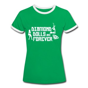 Diamond Dolls - Women's Ringer T-Shirt