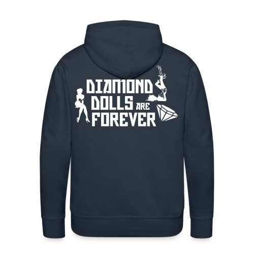 Diamond Dolls - Men's Premium Hoodie