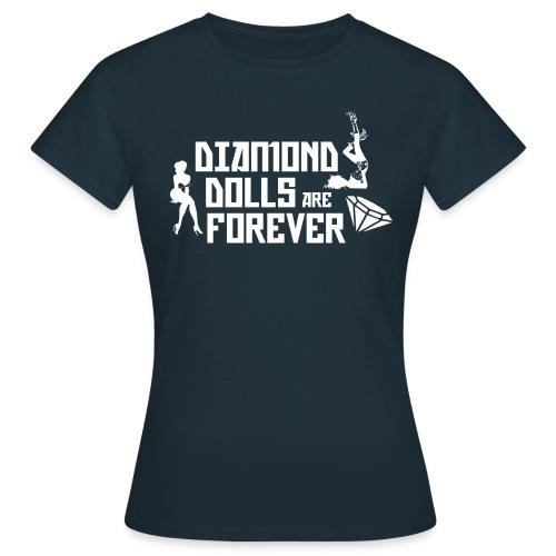 Diamond Dolls - Women's T-Shirt