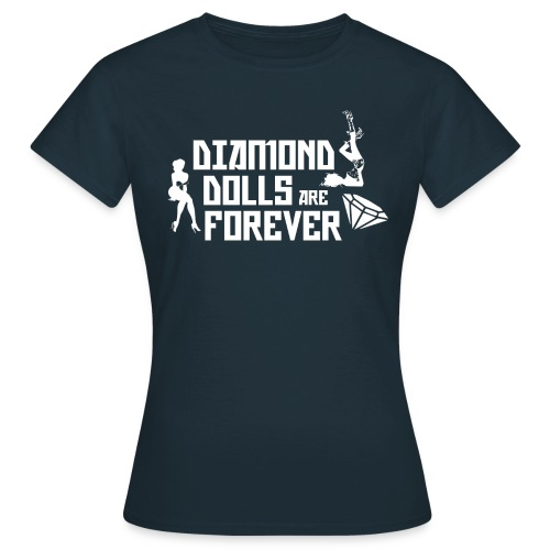 Diamond Dolls - Women's T-Shirt