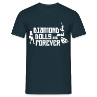 T-Shirts ~ Men's T-Shirt ~ Diamond Dolls