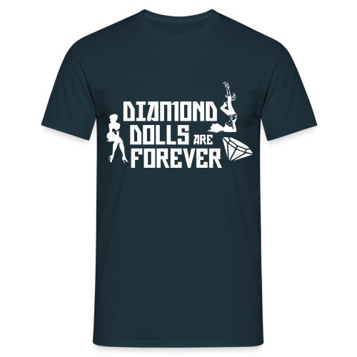 Diamond Dolls - Men's T-Shirt