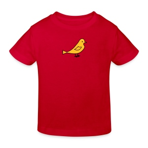 Vogel - Kinder Bio-T-Shirt