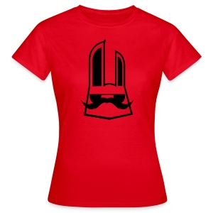Moustache Magic - Ladies T-Shirt - Women's T-Shirt
