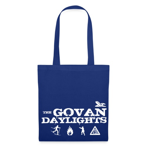 The Govan Daylights - Tote Bag