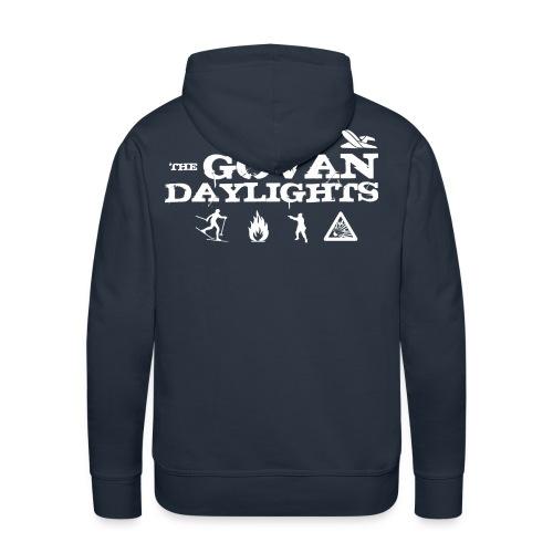 The Govan Daylights - Men's Premium Hoodie