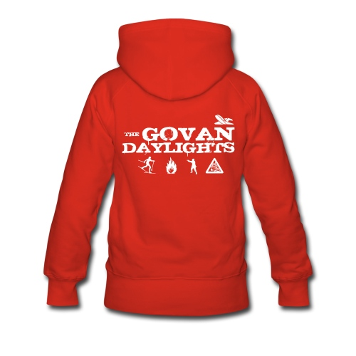 The Govan Daylights - Women's Premium Hoodie