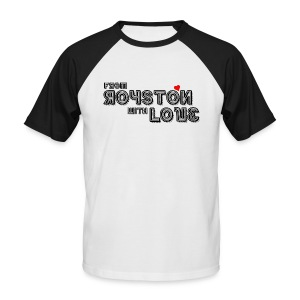 From Royston With Love - Men's Baseball T-Shirt