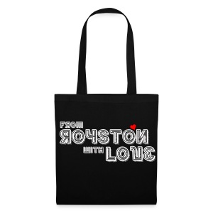 From Royston With Love - Tote Bag
